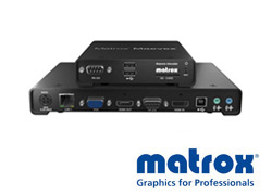 Matrox Maevexシリーズ