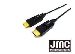 着脱式タイトバッファ光HDMIケーブル