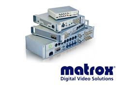 I/Oデバイス Matrox MXO2ファミリー