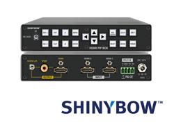 SHINYBOW  SB-3691 2入力1出力マルチビューワー