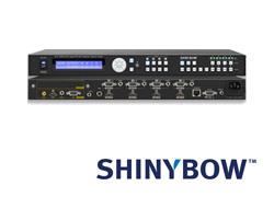 SHINYBOW  SB-3693 HDMI/VGA対応マルチビューワー(8入力2出力)