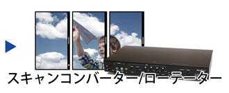 スキャンコンバーター/ローテーター