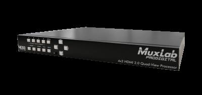 500446 HDMI2.0クワッドビュープロセッサー