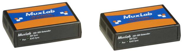 500702 ツイストペア伝送SDI延長器