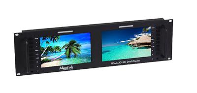 500841  HDMI / 3G-SDIデュアルモニター