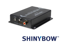 SHINYBOW  SB-5609 HDMIオーディオ分離器