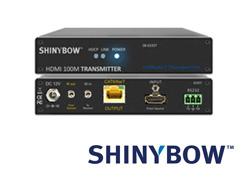 SB-6335T | SB-6335R  ツイストペア伝送HDMI延長器【販売終了】