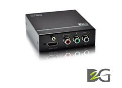 Digitogo CVシリーズ VGA or コンポーネント/音声 to HDMIコンバーター