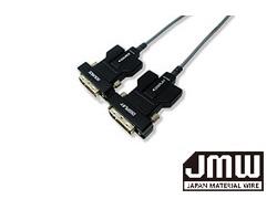 アクティブ着脱式シングルリンクDVI光ケーブル
