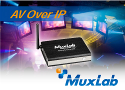 MuxLab AV Over IP