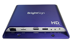 BrightSign HD4シリーズ