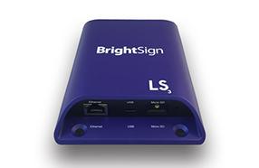 BrightSign LS3シリーズ
