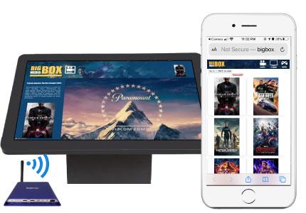 【新機能】BrightSign非接触インタラクティブサイネージ ~デジタルサイネージをスマートフォンで~