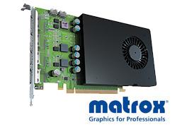 Matrox グラフィックボード製品