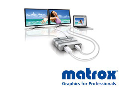 Matrox DualHead2Go Mac Edition