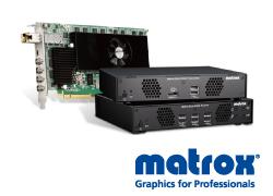 4K60p 4:4:4対応 IP KVM エクステンダー Matrox Extio3シリーズ