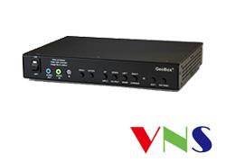 GeoBox G-202 多機能ビデオプロセッサー(1入力1出力)