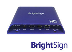 BrightSign HD3シリーズ