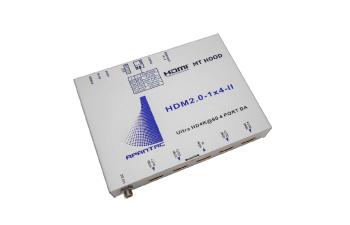 4K60P対応HDMI分配器