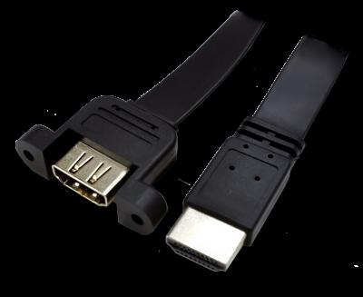 ウルトラフレックスHDMI延長用ケーブル0.2m
