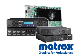 Matrox Graphics製品