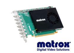 Matrox X.mio5 / X.mio3 シリーズ