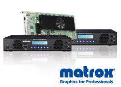 Matrox Maevex6100シリーズ