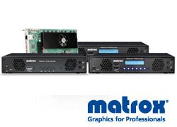 Matrox Maevex 6100シリーズ