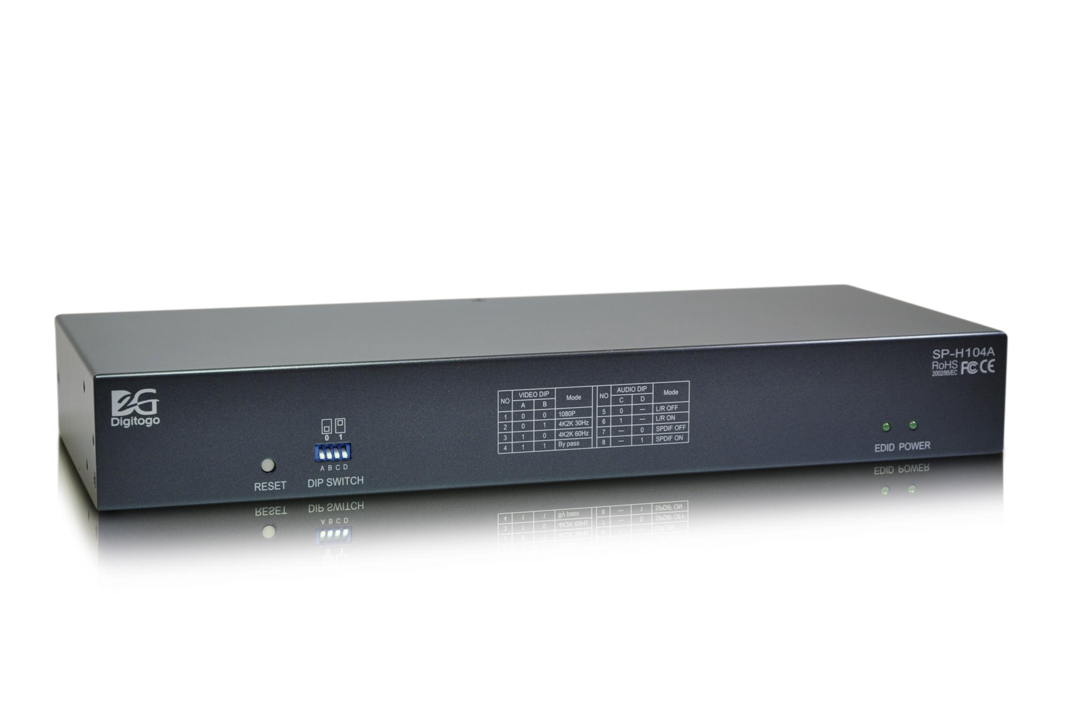 Digitogo SPシリーズ HDMI2.0分配器