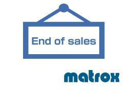 Matrox 販売終了製品