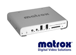 H.264エンコーダー Matrox Monarch HD