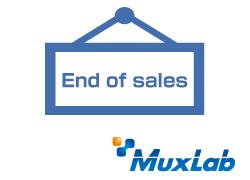 MuxLab 販売終了製品