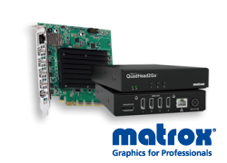 Matrox QuadHead2Go(近日発売予定)