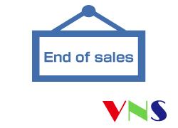 VNS 販売終了製品