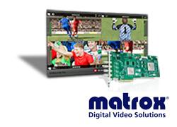 レコーディングソフトウェア Matrox VS4 Recorder Pro