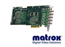 HD-SDIキャプチャーカード Matrox VS4