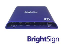 BrightSign XD3シリーズ