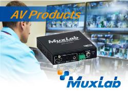 MuxLab AV製品