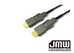 着脱式HDMI光ケーブル