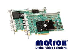 Matrox DSX LE4 シリーズ