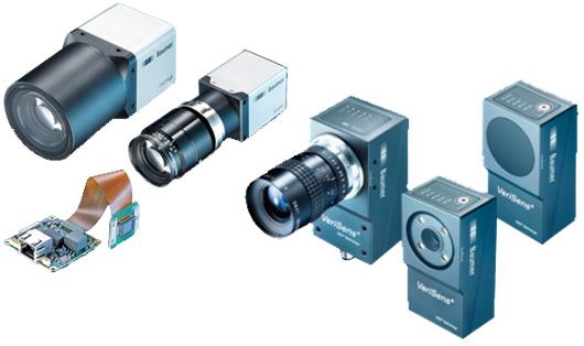 Baumer 産業用エリアカメラ/ビジョンセンサー