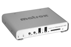 H.264エンコーダー Matrox Monarch HD
