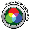 Matrox HDMI Calibration