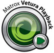 Matrox Veture Playback