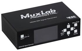500830  HDMI2.0/3G-SDIパターンジェネレーター
