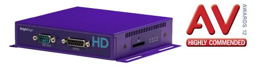 BrightSign HDシリーズ
