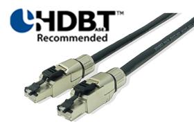 HDBaseTアライアンス推奨ツイストペアケーブル
