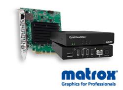 Matrox マルチディスプレイコントローラー